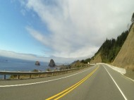 Road Trip on U.S. Highway Route 101