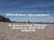 Wayne Dowler at Lincoln City Summer Kite Festival 2013